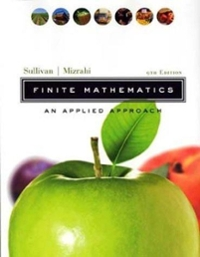Finite Mathematics 9th edition 9780471328995 0471328995