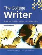 The College Writer 2nd edition 9780618642052 0618642056