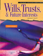 Black Letter Outline on Wills and Trusts 3rd edition 9780314155320 0314155325