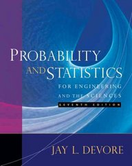 Probability and Statistics for Engineering and the Sciences (with Student Suite Online) 7th edition 9780495382171 0495382175