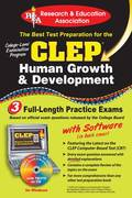 CLEP Human Growth and Development (REA) - The Best Test Prep for the CLEP 0 9780878913428 0878913424