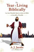 The Year of Living Biblically 1st edition 9780743291477 0743291476