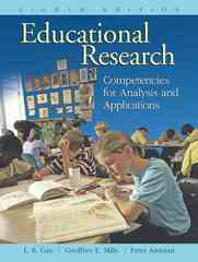 Educational Research 8th edition 9780131185340 0131185349