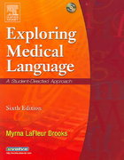 Exploring Medical Language 6th Edition 9780323028059 0323028055