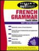Schaum's Outline of French Grammar 4th Edition 9780070138872 0070138877