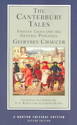 The Canterbury Tales 2nd edition 9780393925876 0393925870