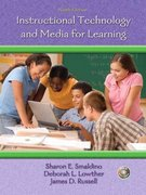 Instructional Technology and Media for Learning 9th Edition 9780132391740 0132391740