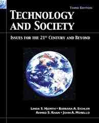 Technology and Society 3rd Edition 9780131194434 0131194437