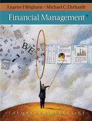 Financial Management 12th edition 9780324422696 0324422695