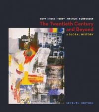 The Twentieth Century and Beyond 7th Edition 9780073206929 007320692X