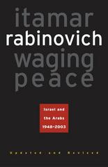 Waging Peace 2nd edition 9780691119823 0691119821