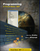 Programming in Visual Basic.NET 2005 Edition w/ Std CD 6th edition 9780073215884 0073215880