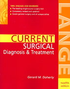 Current Surgical Diagnosis and Treatment 12th edition 9780071423151 007142315X
