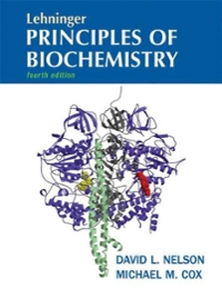 Lehninger Principles of Biochemistry 4th Edition 9780716743392 0716743396