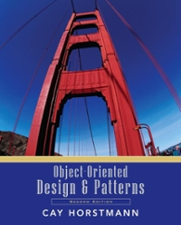 Object-Oriented Design and Patterns 2nd edition 9780471744870 0471744875
