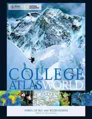 Wiley/National Geographic College Atlas of the World 1st Edition 9780471741176 0471741175