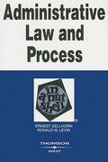 Administrative Law and Process in a Nutshell 5th edition 9780314144362 0314144366