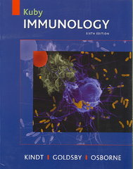Kuby Immunology 6th edition 9781429202114 1429202114