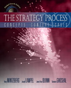 The Strategy Process 4th Edition 9780130479136 0130479136