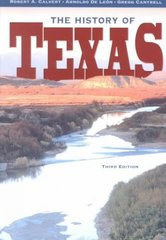 The History of Texas 3rd edition 9780882959665 0882959662