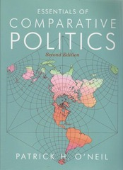 Essentials of Comparative Politics 2nd edition 9780393928761 0393928764