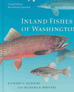 Inland Fishes of Washington 2nd Edition 9780295983387 0295983388