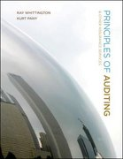 Principles of Auditing and Other Assurance Services w/ACL CD 16th edition 9780077217020 0077217020