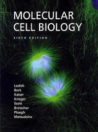 Molecular Cell Biology 6th edition 9780716776017 0716776014