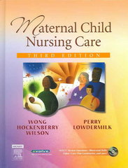 Maternal Child Nursing Care 3rd edition 9780323028653 0323028659