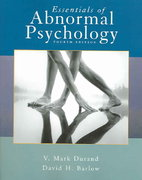 Essentials of Abnormal Psychology (with CD-ROM) 4th edition 9780495031284 0495031283