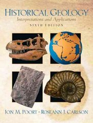 Historical Geology 6th Edition 9780131447868 0131447866