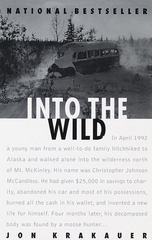Into the Wild 1st Edition 9780385486804 0385486804