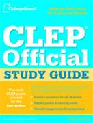 CLEP Official Study Guide 19th edition 9780874477887 0874477883