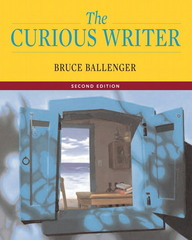 The Curious Writer 2nd edition 9780205531462 0205531466