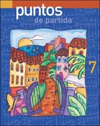 Puntos de partida: An Invitation to Spanish Student Edition w/ Online Learning Center Bind-in card 7th edition 9780072956443 0072956445