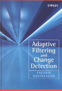 Adaptive Filtering and Change Detection 1st edition 9780471492870 0471492876