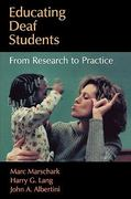 Educating Deaf Students 1st Edition 9780195310702 0195310705
