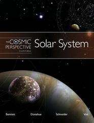 The Cosmic Perspective of the Solar System 4th edition 9780805392951 0805392955