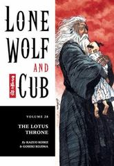 Lone Wolf and Cub Volume 28: The Lotus Throne 0 9781569716007 1569716005