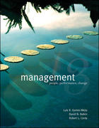 Management 3rd edition 9780073027432 007302743X