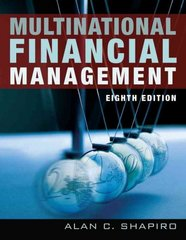 Multinational Financial Management 8th Edition 9780471737698 0471737690