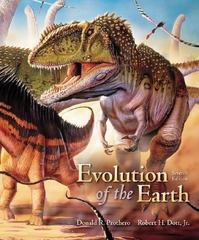 Evolution of the Earth 7th edition 9780072528084 0072528087