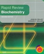 Rapid Review Biochemistry 2nd edition 9780323044370 0323044379