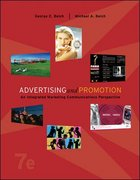 Advertising and Promotion 7th edition 9780073255965 0073255963