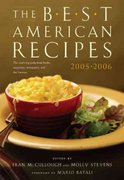 The Best American Recipes 2005-2006 1st edition 9780618574780 0618574786