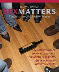 Sex Matters 2nd edition 9780205485444 0205485448