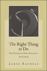 The Right Thing to Do 3rd edition 9780072476910 0072476915