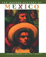 The Oxford History of Mexico 0 9780195112283 0195112288