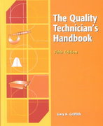 The Quality Technician's Handbook 5th edition 9780130416797 0130416797