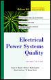 Electrical Power Systems Quality 2nd edition 9780071386227 007138622X